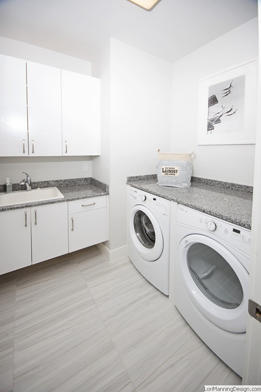 Laundry Room Style