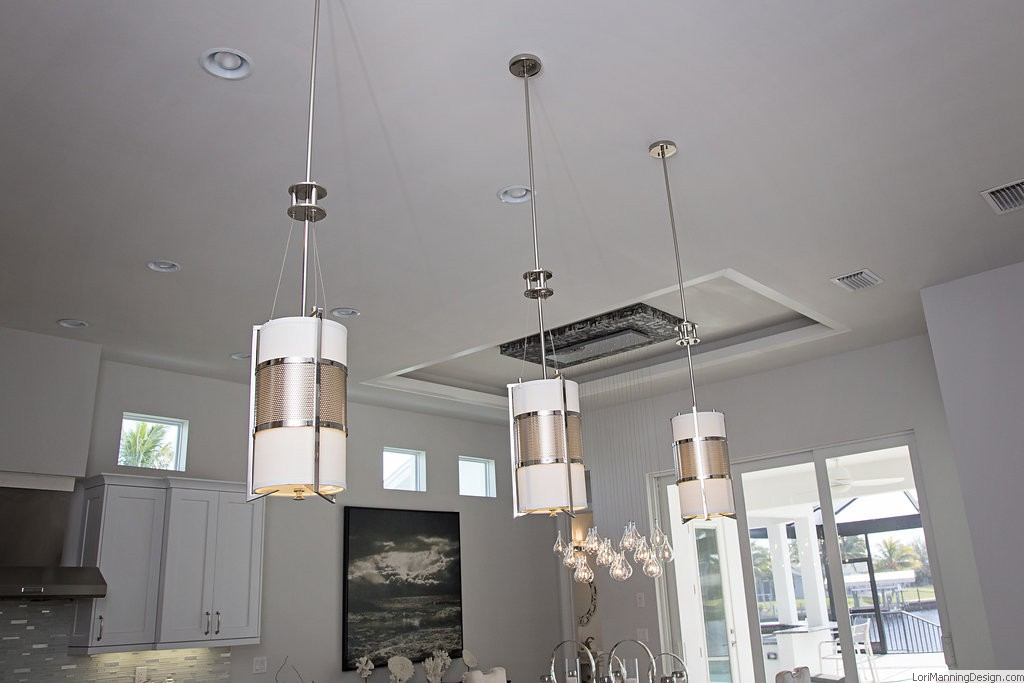Substantial Island Pendant Lights